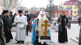 Памяти жертв теракта в Волгограде