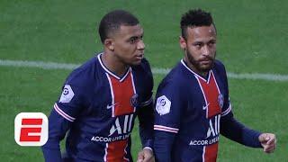 Neymar and Kylian Mbappe DO WHATEVER THEY WANT! - Frank Leboeuf | ESPN FC