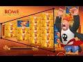 LES JOKERS DE CAESAR !!! Machine à sous : ROME CAESAR'S GLORY