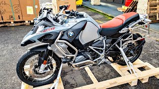 Ice Grey R1250GSA!! • Ryker Color Panel Installation! | TheSmoaks Vlog_1150