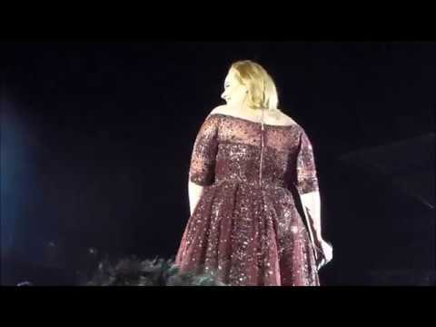 Adele - I'll Be Waiting (Live in Auckland, New Zealand) HD