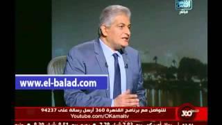 بالفيديو.. أحمد درويش: المنطقة الاقتصادية لمحور قناة السويس أنشئت للتصدي للبيروقراطية