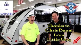 "2019 Mini Max with Chris Baum &  Paul Chamberlain, Jr. ""The Air Force Guy"""