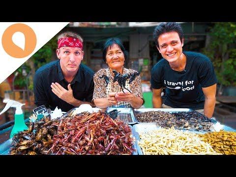BIZARRE BANGKOK FOOD ADVENTURE WITH MARK WIENS
