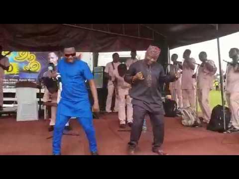 Live Performance of Jekayemo