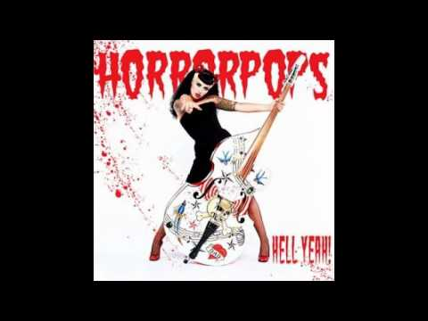 Horrorpops - Girl In A Cage_Album_(Hell Yeah!) (Psychobilly)