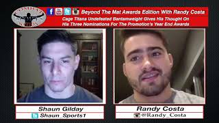 Beyond The Mat: Year End Conversation With Undefeated Lauzon Mixed Martial Arts Fighter Randy Costa