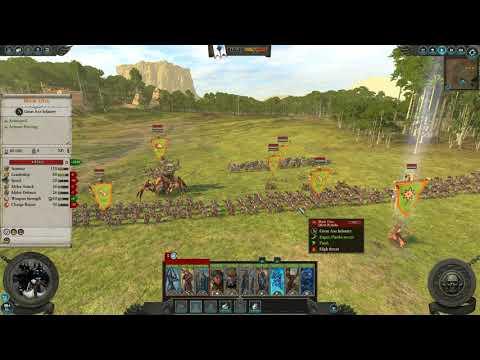 Total War: WARHAMMER II Autogen Video Test. Check Your Dragon Breath At The Door.