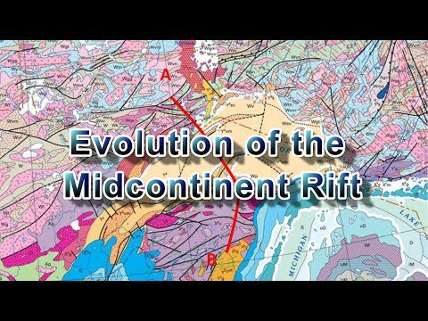 Evolution of the Midcontinent Rift
