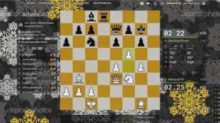 Катка на lichess.org#39 Шахматы 29.12.2016
