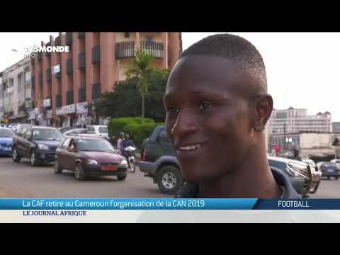 Page sport : Le Cameroun n'organisera pas la CAN 2019