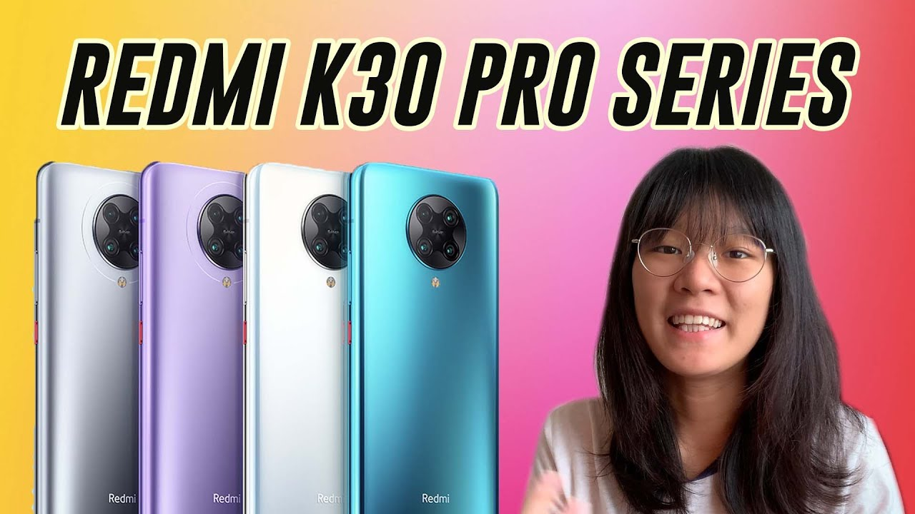 What's the difference? Redmi K30 Pro & K30 Pro Zoom| ICYMI #300