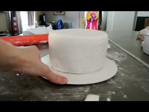 Recouvrir Un Cake Design