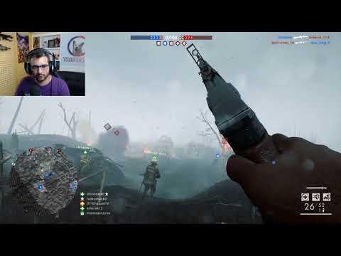 Battlefield 1 Masacrados en Passchendaelle