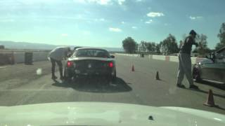 Found a new way to get Black Flagged @ Speed Ventures Buttonwillow CCW #13 9/22/13