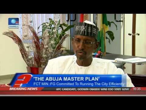 Question Time: Muhammed Bello Speaks On Abuja Master Plan Pt 1