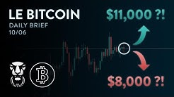 ATTENTION! BITCOIN S'APPRÊTE À EXPLOSER À LA HAUSSE ?! - Analyse Crypto FR Bitcoin Ethereum Altcoin