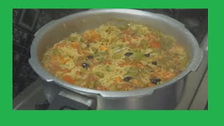 How To Make Vegetable Briyani At Home In Tamil - Rice Recipe - Prepare Veg Biryani !