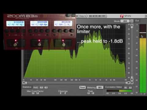 Pedalboard Gain Tuning Using Spectrum Analysis