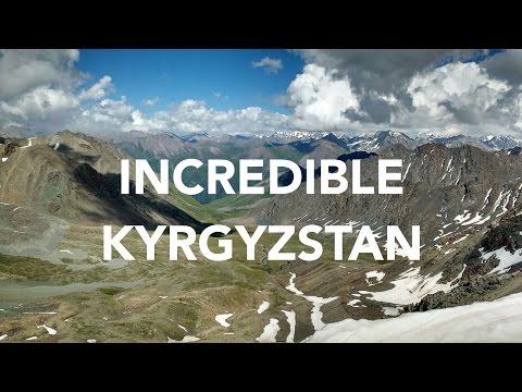 Incredible Kyrgyzstan. An ultralight trekking adventure.(extended version)
