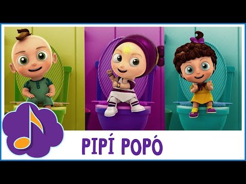 Canción | Pipí Popó | Canciones Infantiles | Jejé Kids