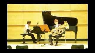 Concerto for Tuba and Piano 2Movement - Arild Plau