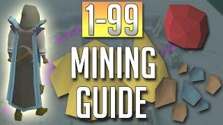 [OSRS] In-Depth 1-99 MINING Guide (2018 Best Methods)