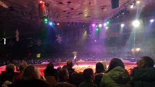 Российский Цирк С Программой «Новогодние Каникулы» В Барнауле в 2018 г. Дрессированные.