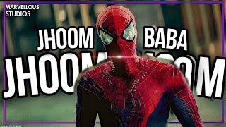 The Avengers Song - Hindi - Jhoom Jhoom Jhoom Baba X Avengers    Marvel    Avengers Edit