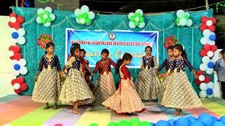 Vinnodu Melachaththam Enna 3std Jai Maruthi Annual Day 2018