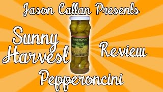 SunnyHarvest whole pepperoncini