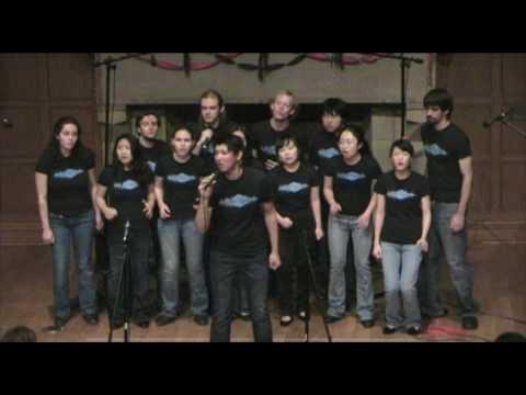 Caltech Fluid Dynamics - Fix You (Coldplay) At Love Sucks
