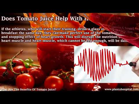 8 Health Benefits Of Tomato Juice: 8 Strong Reasons To Drink More