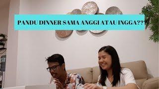 PRANK DINNER ANGGI DAN BANG PANDU