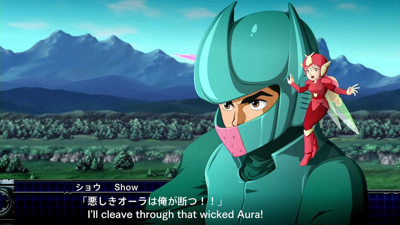 Super Robot Wars T - English Release Date Trailer - Gematsu