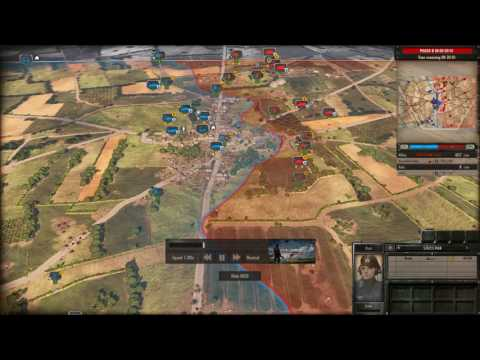 SD:N44 -21- Astonised Man (3rd Armored) vs Adaco (21st Panzer)