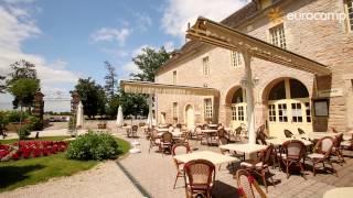 Le Domaine de l'Epervière Campsite, Burgundy, France | Eurocamp.co.uk