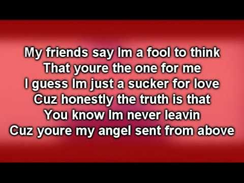 Justin Bieber Love Me Karaoke+lyrics