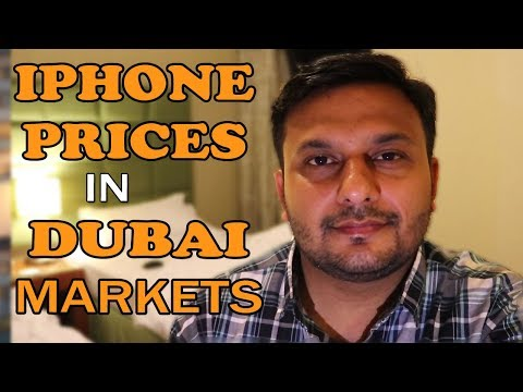 Iphone Price In Dubai Local Markets| Iphone6 To Iphone Xs Max