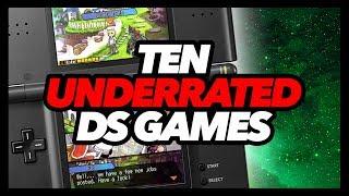 Ten Underrated DS Games