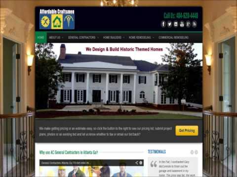 Atlanta custom home builders call 404 620 4441 in atlanta for Atlanta custom home builders
