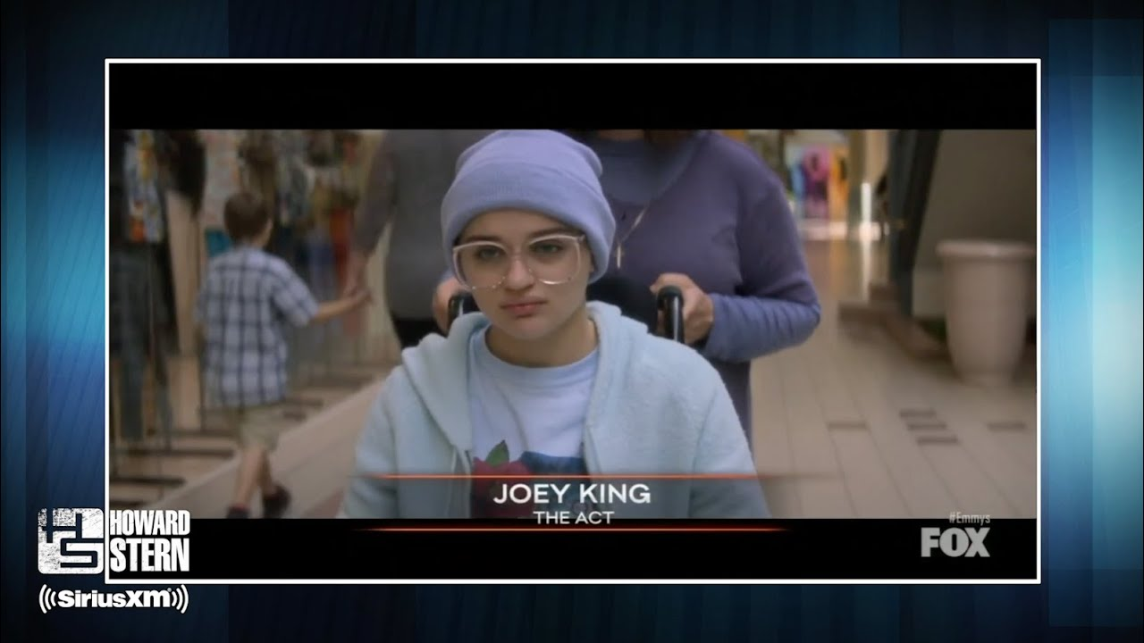 """Joey King Talks About Her Emmy Nomination for """"The Act"""""""