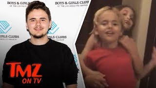 Michael Jackson's Son Turns 21 | TMZ TV