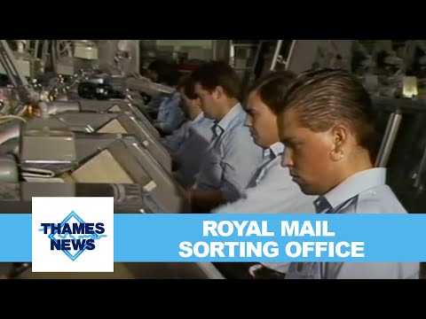 Royal Mail Sorting Office | Thames News