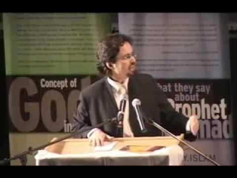 Hamza Yusuf : Changing The Tide / Islam in America
