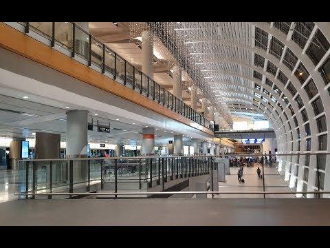 Аэропорт Гонконга. Мой опыт по прилету | Hong Kong Airport. My Experience
