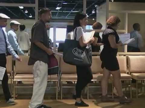 US Job Growth Grinds to a Halt in August