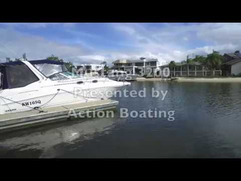 Mustang 3200 for sale Action Boating boat sales, Gold Coast, Queensland, Australia