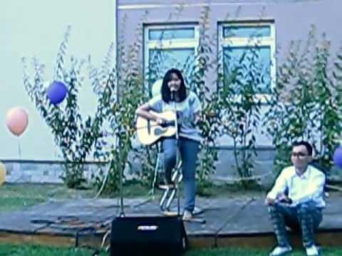 Aida Kentassova AUBG got talent2011
