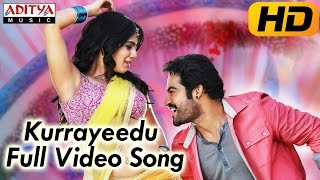 Kurrayeedu Video Song - Ramayya Vasthavayya Video Songs - Jr.NTR,Samantha,Shruti Haasan